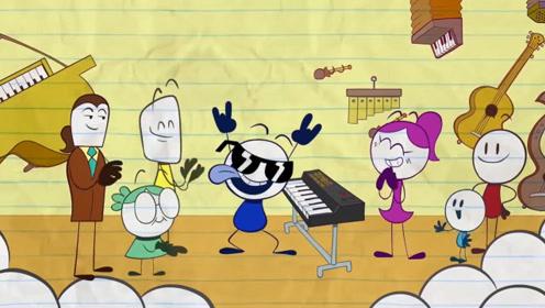 """铅笔小伙""""假弹""""还被万众追捧,换台钢琴后,小伙顿时懵了!"""