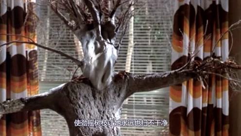 小伙每天细心打磨捡到的女子形状树干,最后树干成了他的女友