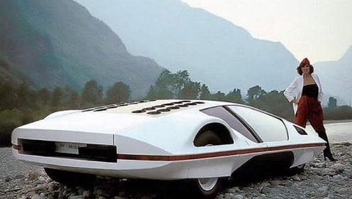 全球仅1辆的法拉利,1970年就亮相了,极速360公里差点烧没了