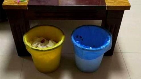 垃圾桶为什么不能放家里这3个位置,真不是迷信,看完快告诉家人