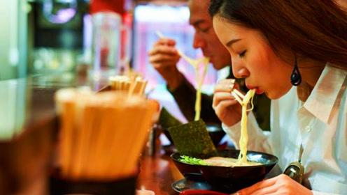 日本现状:很多女性不敢一个人去吃拉面