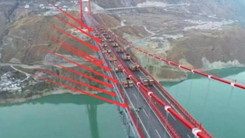 50辆十吨重大卡检验桥梁,碾压之后裂缝丛生,百姓怒吼:赔钱