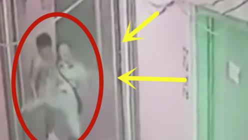 女子1人住出租屋,被男子盯上了,撕心裂肺的呐喊也无人回应!