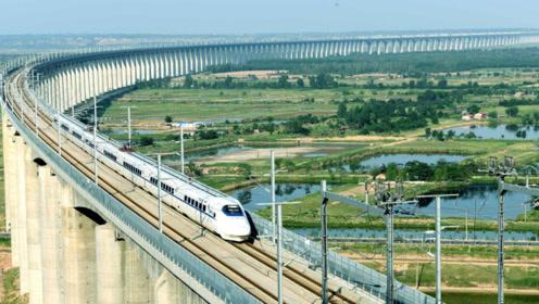 激动人心!中国高铁大动脉动工!将贯穿6省,未来发展不可限量