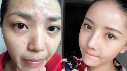 天天化妆或经常素颜的女生,20年后会有什么变化?很多人不了解