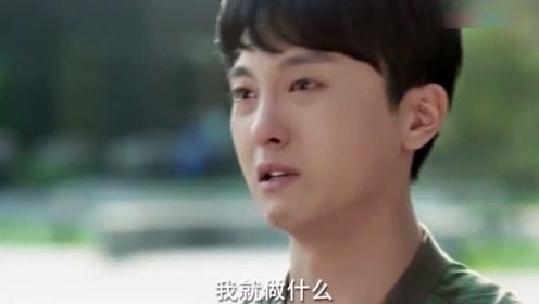 牛骏峰演技高能瞬间,不忘初心用心演好戏的演员,让人看了流泪!