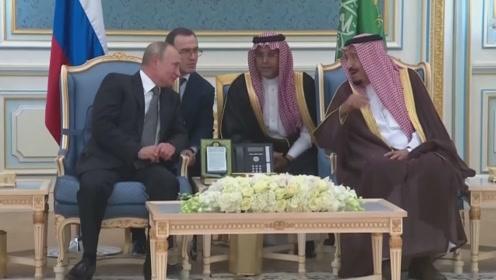俄罗斯在中东正下一盘大棋