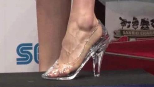 日本工匠打造纯手工水晶高跟鞋,一双售价80000,却无人敢穿!