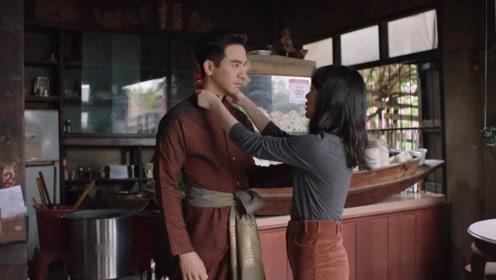泰国广告《我的穿越男友》你猜到是在卖什么了吗