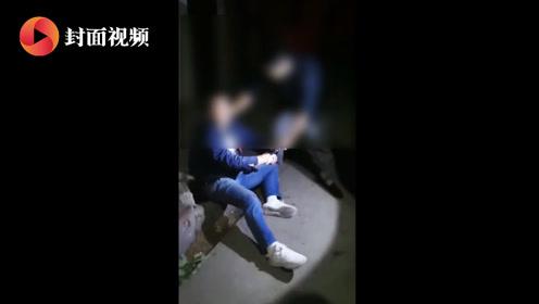 民警以手挡刀缝7针 负伤追击毒贩1公里