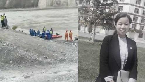痛心!甘肃扶贫干部与记者下乡坠江,确认5人均遇难