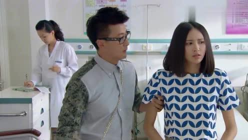 喜剧张歆艺戏中真是个大活宝,听着她和刘炎斗嘴,护士都要炸了