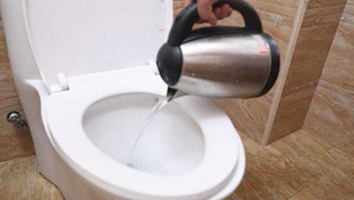 """人们住酒店时,为什么要倒一壶开水在""""马桶""""里?不要得了皮肤病才后悔!"""