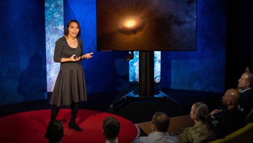 TED:地球和月亮竟是孪生子?一个解释月球起源的新理论