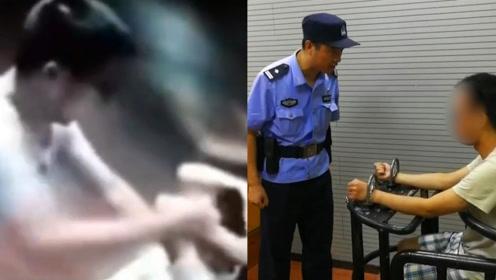 男子电梯内殴打男孩,警方怒斥:你年龄是他3倍怎么下得了手