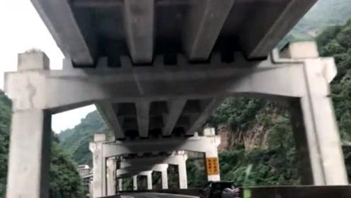全国罕见的双层高速公路在甘肃陇南,太牛了
