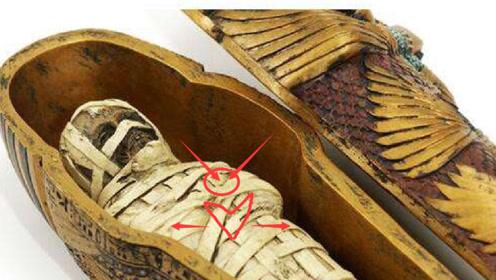 专家找到2500年的木乃伊,却听到肚子有声响,检查时傻了