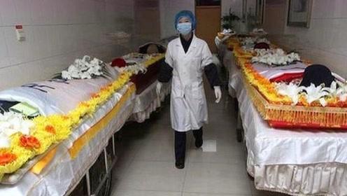 殡仪馆每月上万元工资,为啥还一直缺人?看到他们的工作我明白了