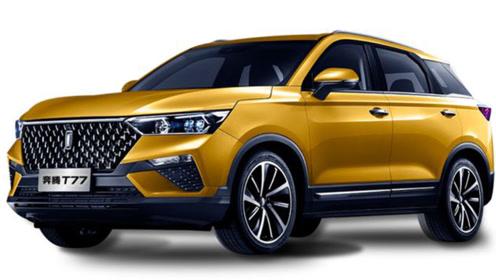 国产SUV又一猛将,12天卖出6230台,配1.2T,却不足9万