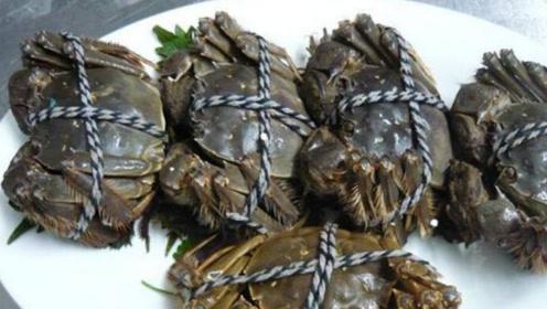 螃蟹可不能放在冷冻室,教你小诀窍,放7天照样活蹦乱跳,真实用
