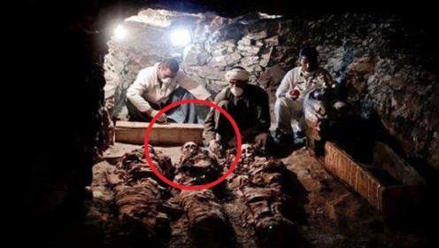 千年的汉代大墓出土,3个盗墓贼没能出来,这物的发现让人们慌了