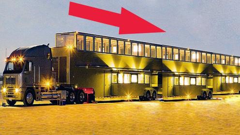 最豪华的4辆顶级房车,有钱人世界我不懂,贫穷限制想象?