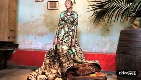国际名模MARYNA POLKANOVA时尚大片拍摄花絮