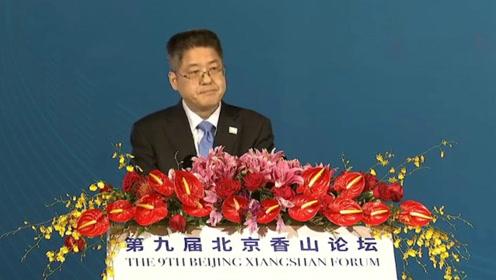 """无论台湾香港还是新疆西藏!外交部副部长用这句警告强势""""亮剑"""""""