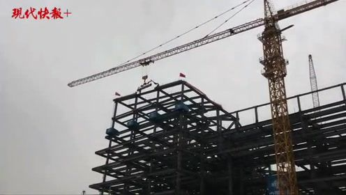 文化新地标!南京江北图书馆将于2020年10月建成