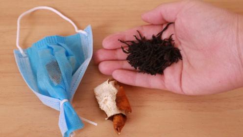 茶叶和橘子皮放在一起,用途如此厉害,后悔今天才知道,早学早受益