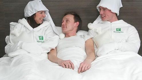 国外最幸福的职业,睡觉就能把钱赚,时薪高达1万