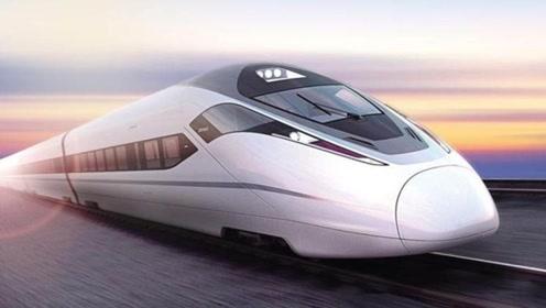 未来中国人坐高铁是什么体验?看完这个设想,日本人表示不可思议