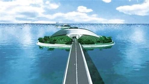 港珠澳大桥隧道位于深海中,如果漏水该怎么办?看完才知担心多余