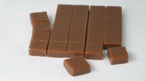 甜食爱好者喜欢吃的焦糖,教你在家自己制作