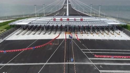 港珠澳大桥通车满一年,到底赚了多少钱?说出来你可能不相信