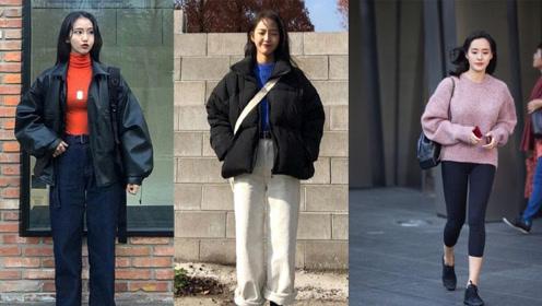 秋冬有这三件打底衫就够了 百搭又好穿还超显气质