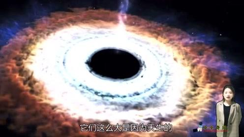 最近德国发现一个超级黑洞,质量是太阳的400亿倍,幸好离我们很远