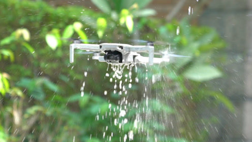 重磅独家!大疆新品无人机10项极限暴力测试!