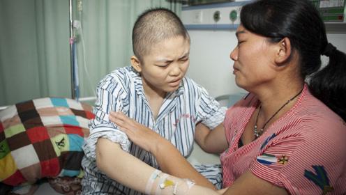 15岁花季少女患重症疼得满床翻滚 一天打6支止痛针想早日解脱