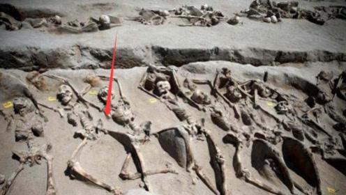 为什么皇陵陪葬的女子,双腿全都是岔开的?真实原因让人很愤怒!