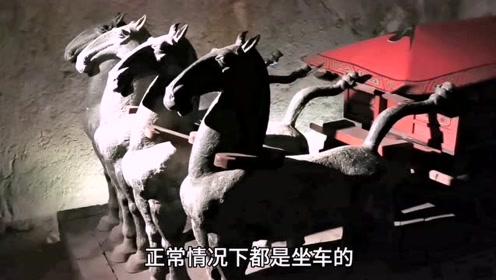 龟山汉墓楚王地宫里面为什么会有一间专门的车马室?象征着什么