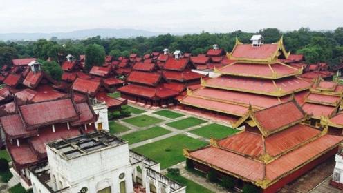 世界最大皇宫占地比故宫大5倍 却在这个东南亚小国
