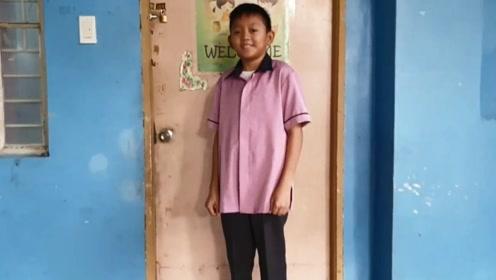 菲律宾23岁老师天生童颜 常被误认为是小学生