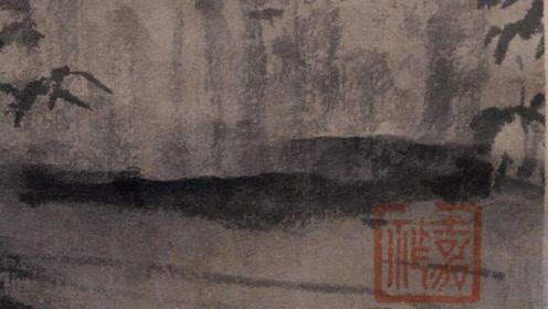 村民意外发现一张古画,想卖掉却无人敢买,专家鉴定价值5亿!