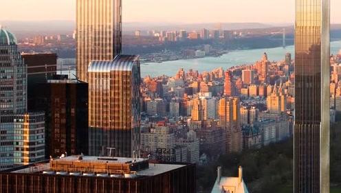 """纽约惊现""""筷子楼"""",又高又细真难看,住在这里是什么感觉?"""
