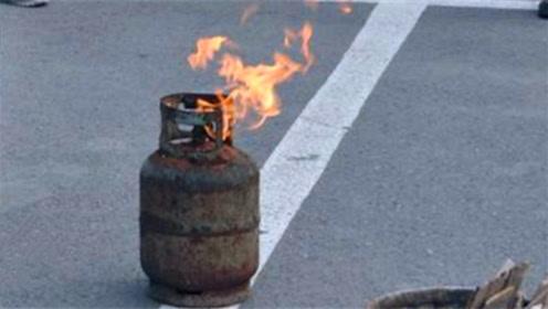煤气罐着火,先灭火还是先关阀门?正确的救命方法是这样,抓紧看看