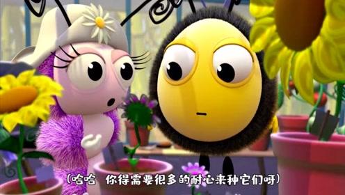 亲宝种子音乐剧a种子亲子王国:小儿童快发芽小大枣学种花,蜜蜂蜜蜂趣味乌龟能吃时光吗图片