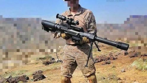 """沙特陆军手持中国""""狙击榴""""上战场,网友:担心中国武器被砸招牌"""