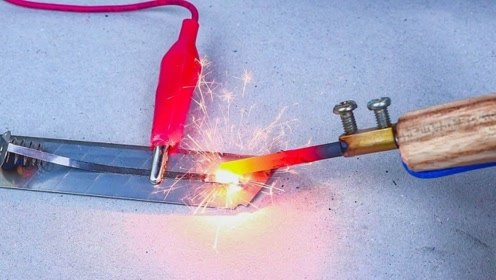 mini电焊机的制作,你学会了吗?