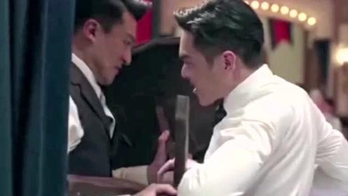 谍战深海之惊蛰:张若昀和王鸥在亲热,被阚清子看到后脸都绿了